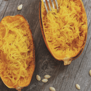 spaghetti squash fall recipe
